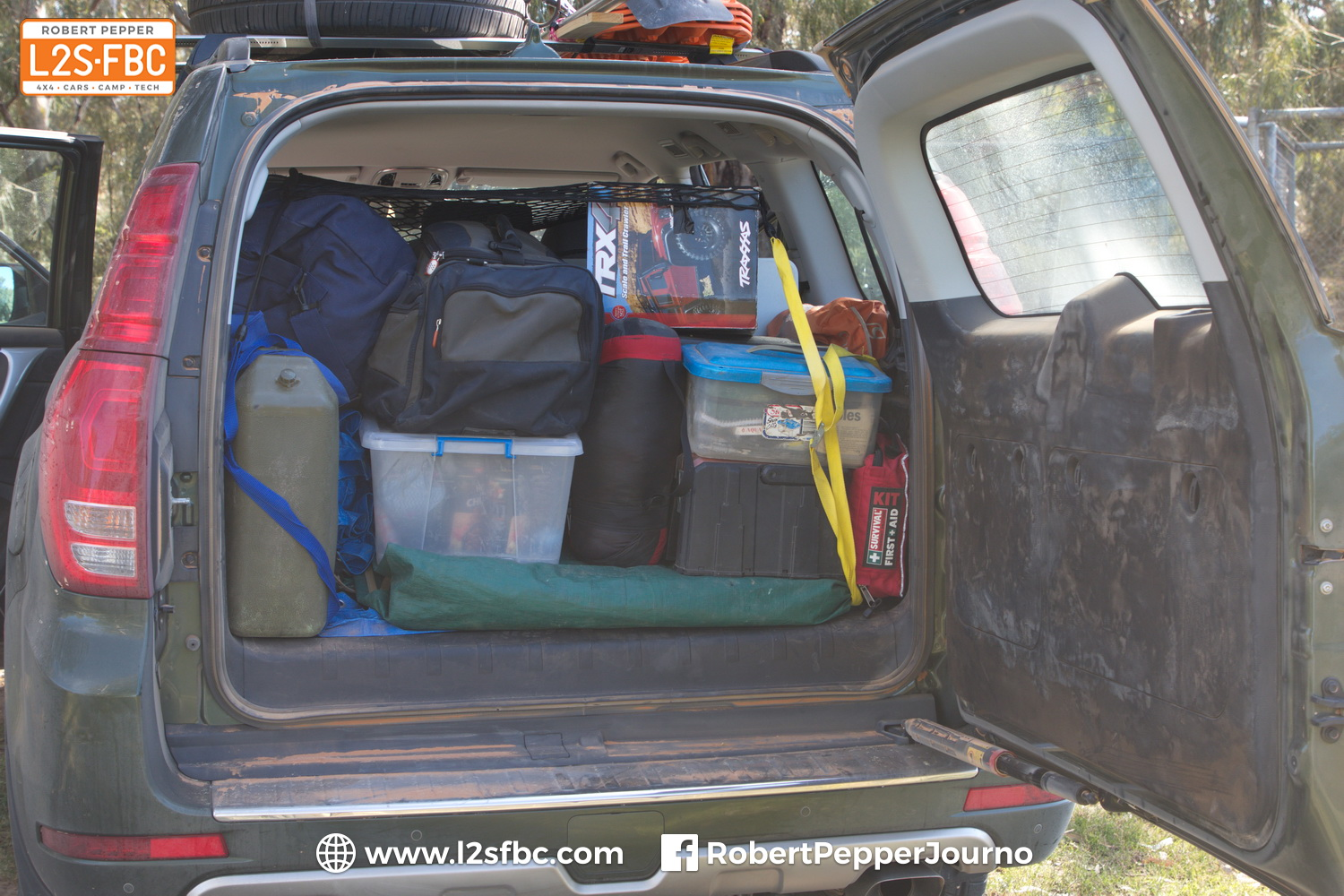 8 ways to annoy someone packing a 4×4