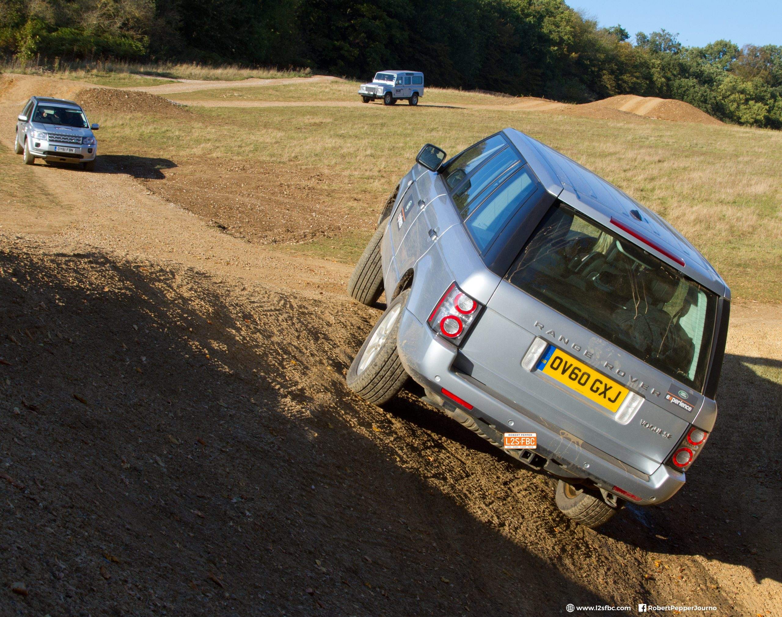 Land Rover Experience @ Luton