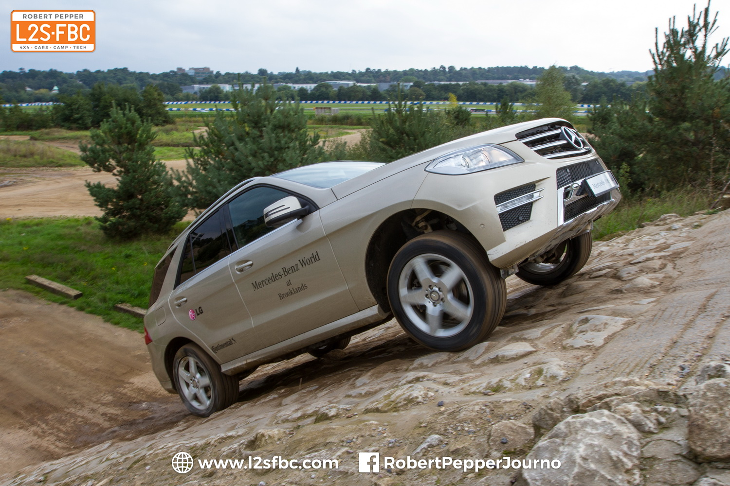 What's more fun – a fast 4WD or a fast car?