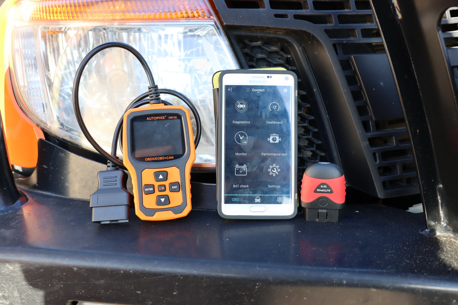 Reader views: OBD scanners
