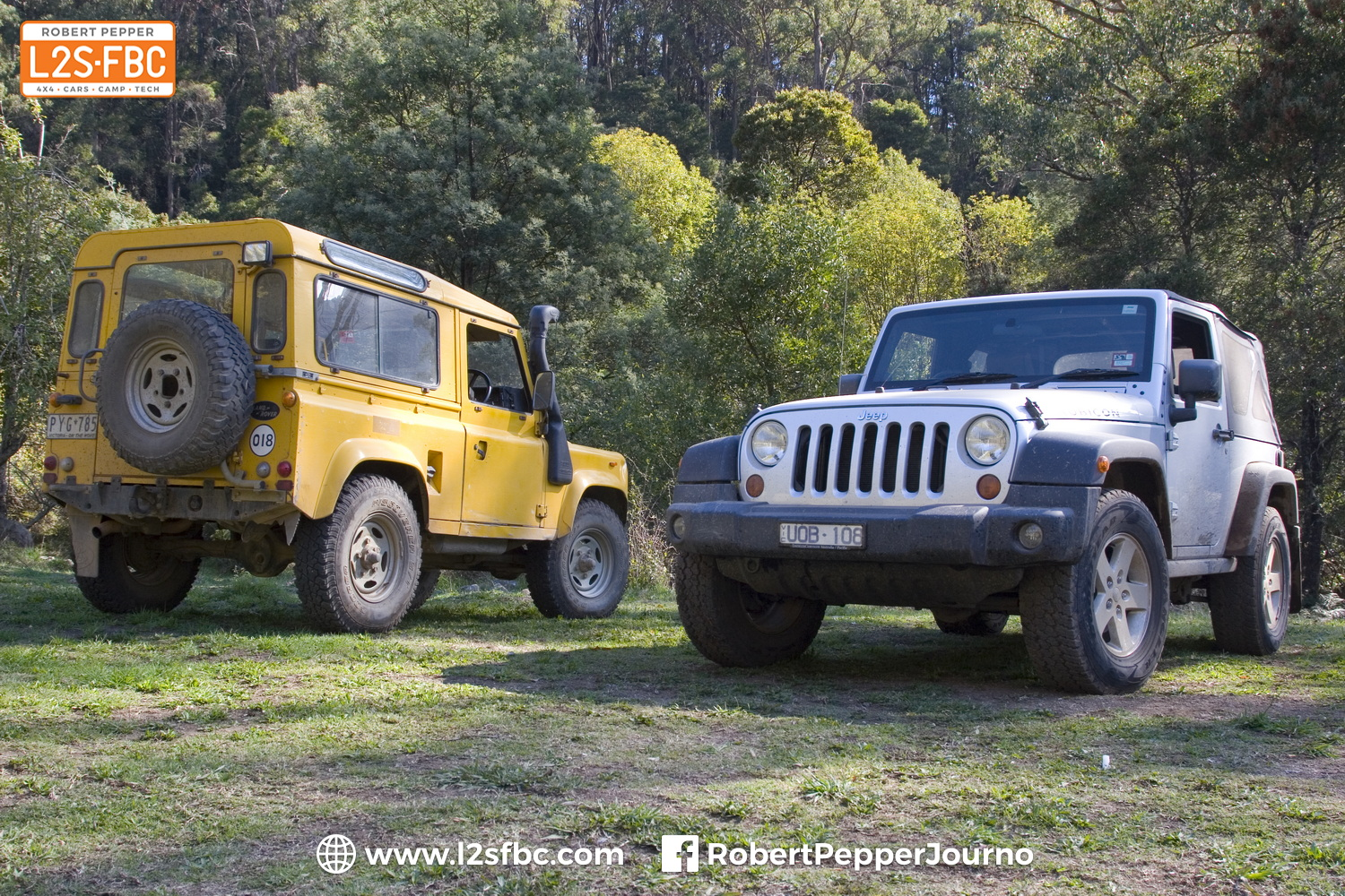 Let's try and understand Land Rover and Jeep owners
