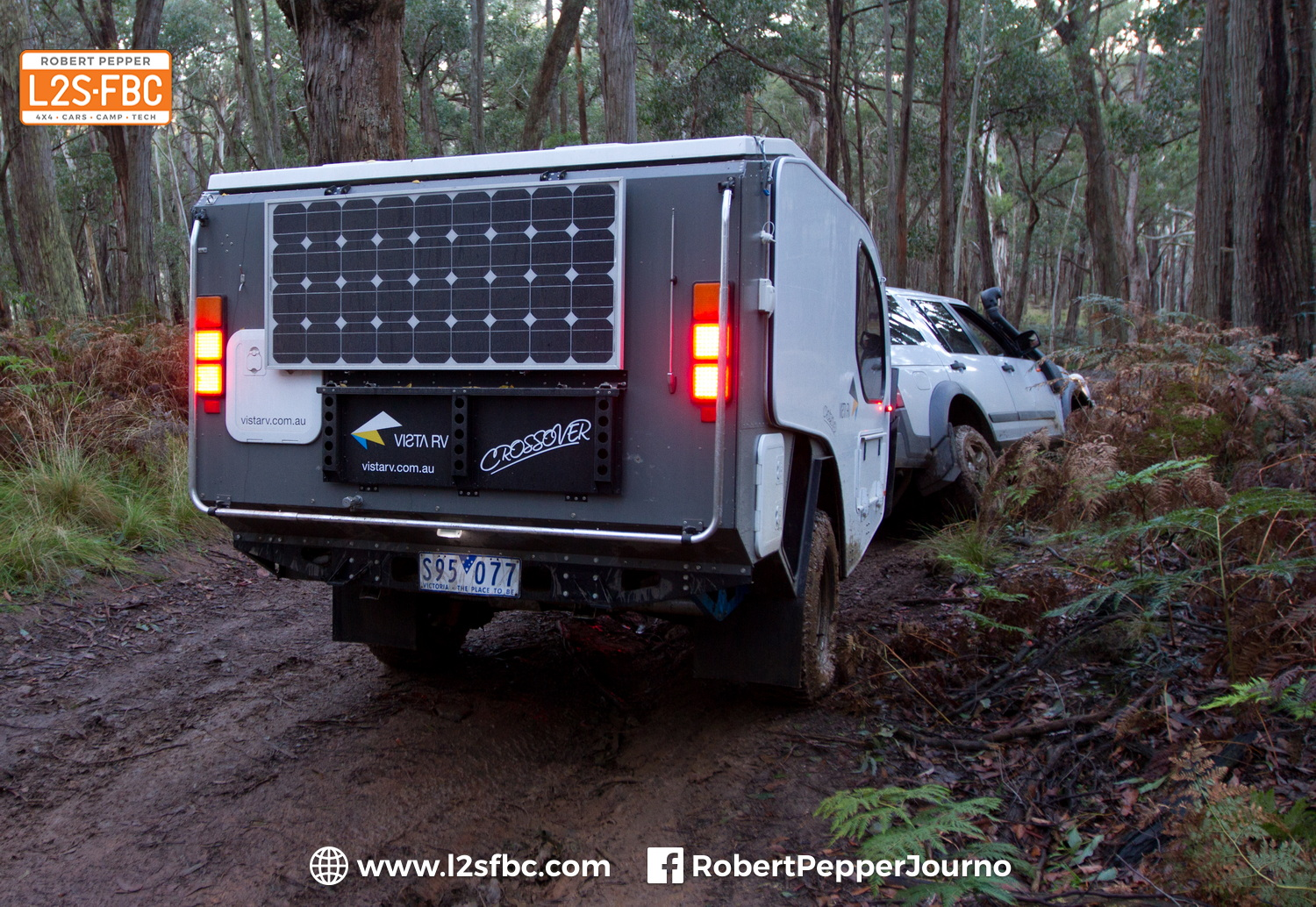Should I take a camper trailer into the Victorian High Country?