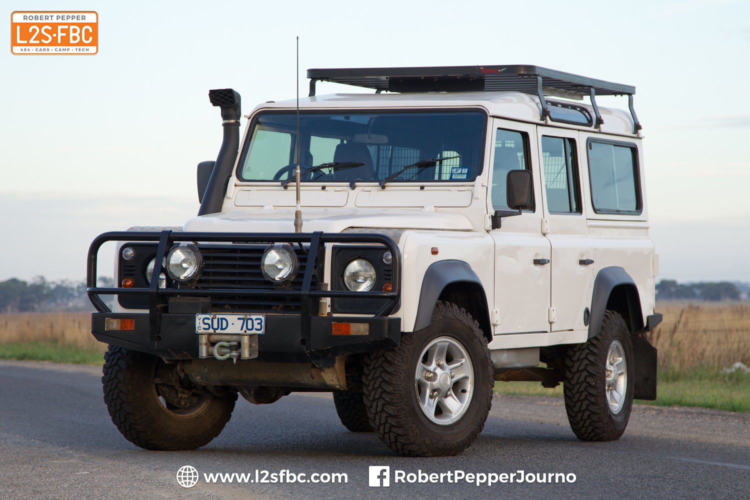 When I sold my Defender