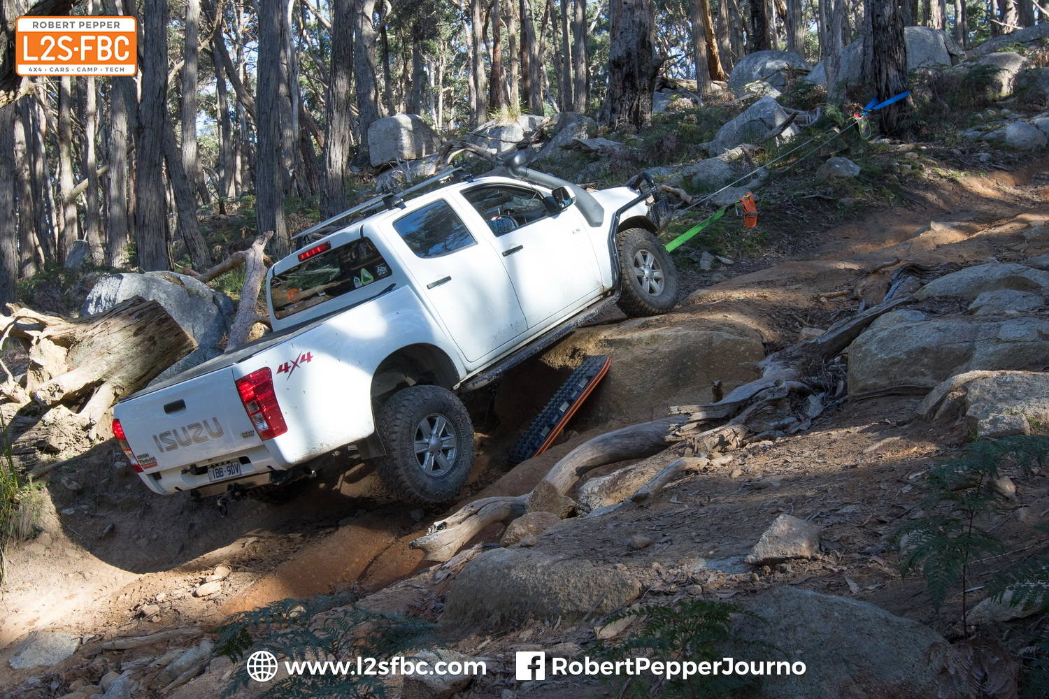 Let's start rating 4X4 recovery gear properly!