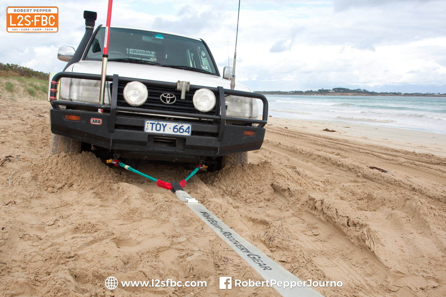 4×4 Bridle Recovery Forces